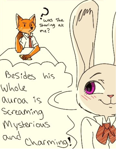 Comic: The Dating Experience (Part 1 and 1.5) by Another-WildeHopps-Blog