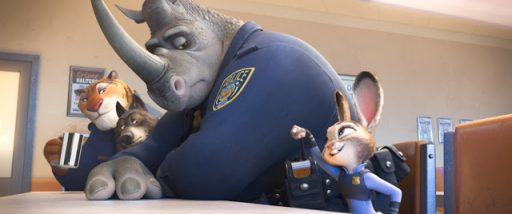 Quiz: What character are you in the Zootopia Police Department?