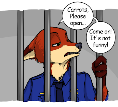 Comic: Nick and Judy -Part III (by Amand4)