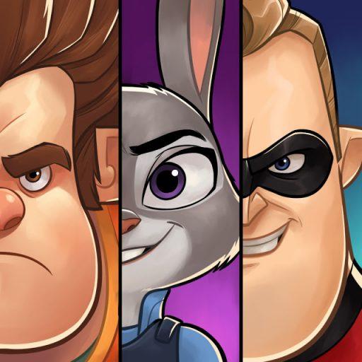 Disney Heroes: Battle Mode Features Zootopia Characters!