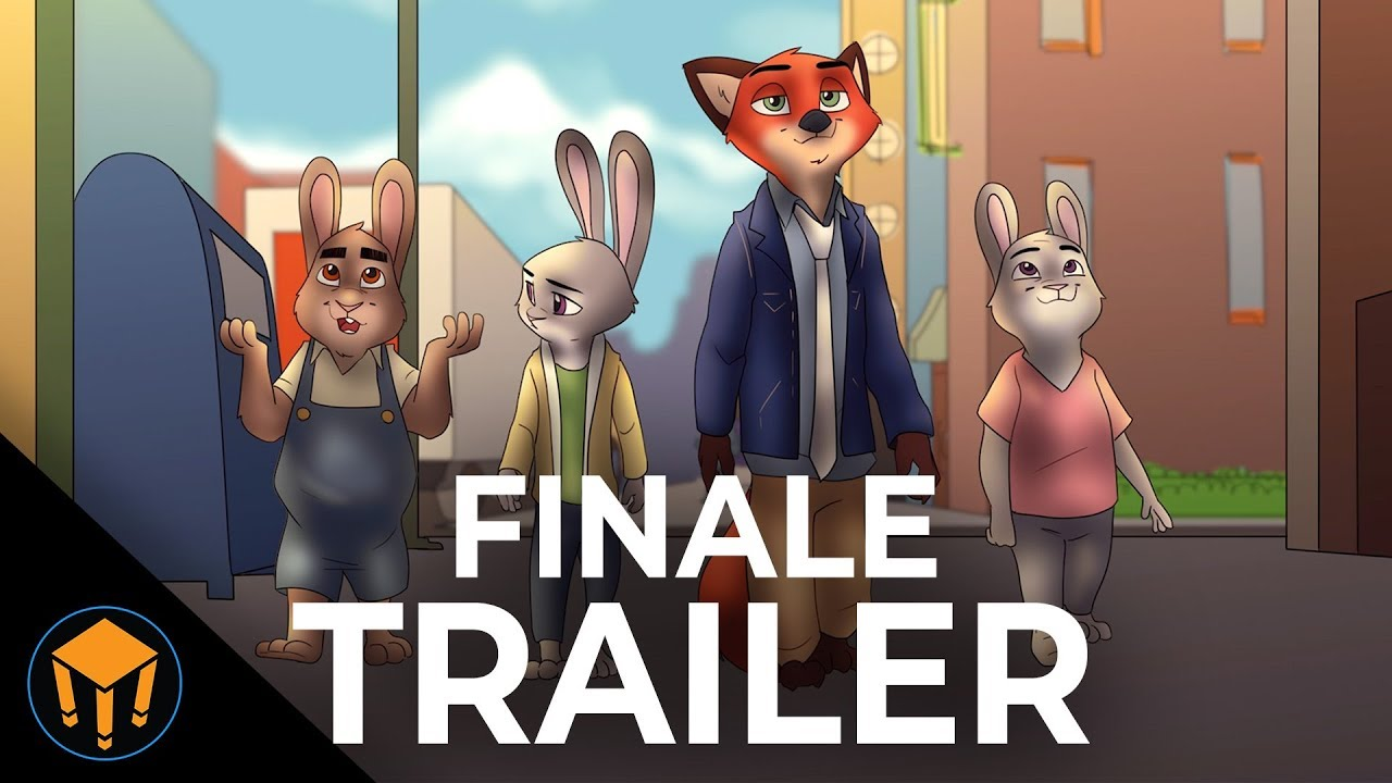 Return To Zootopia – Finale Trailer (Fan-Film)