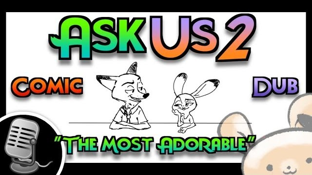 Comic Dub: ASK US 2 (by MickelPickelVoiceActs and Qalcove)