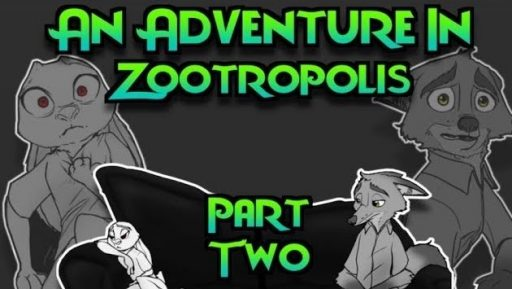 Comic Dub: An Adventure in Zootropolis [Part Two] (by Cas VoiceActs & RobertFiddler)
