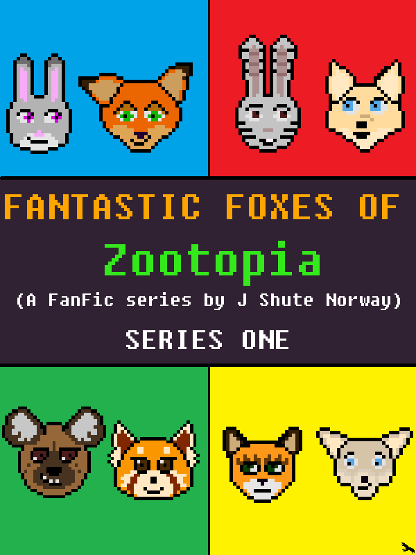 The Fantastic Foxes of Zootopia Series 1