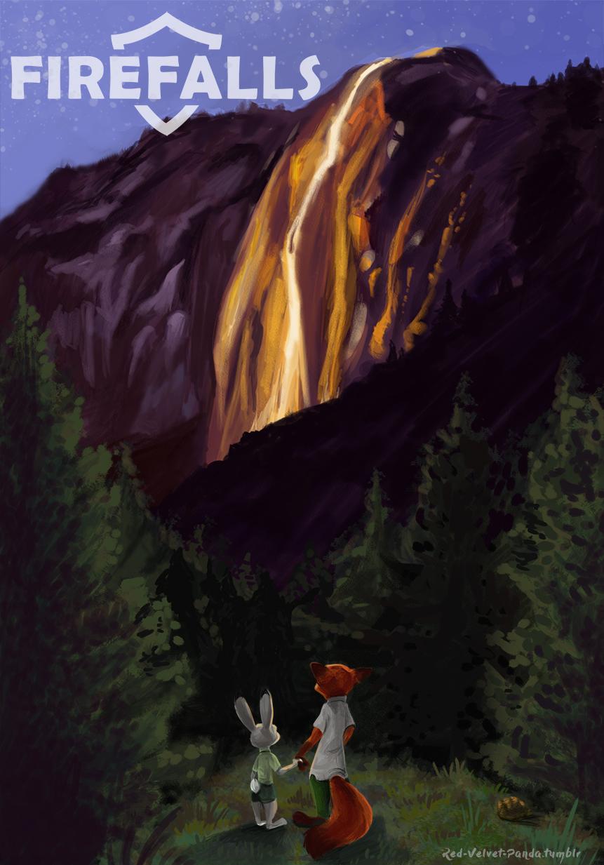 Zootopia Firefalls