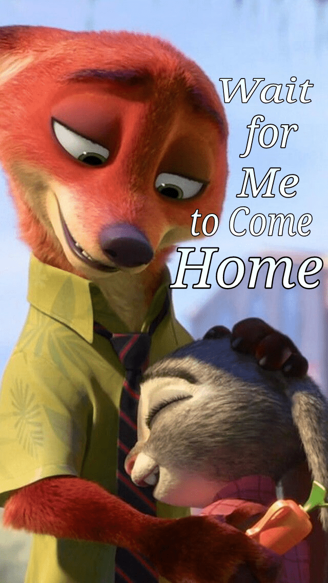 Wait for Me to Come Home